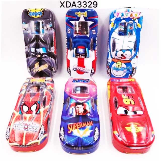 toko mainan online TEMPAT PENSIL XPA-3329