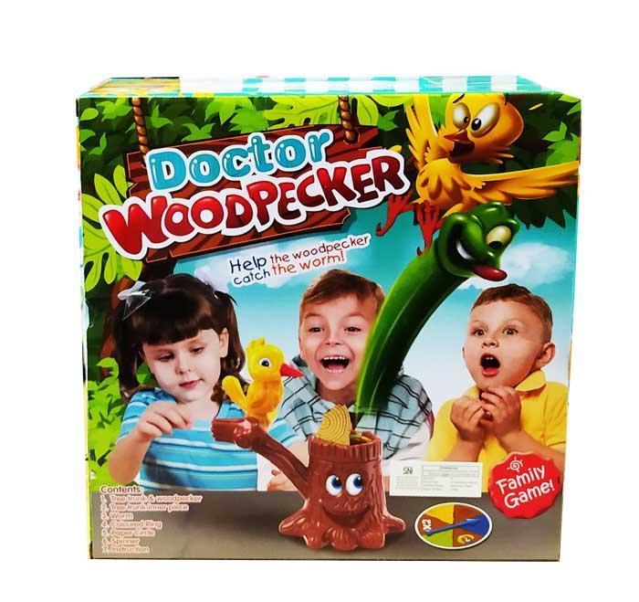 toko mainan online DOCTOR WOODPECKER - 007-119