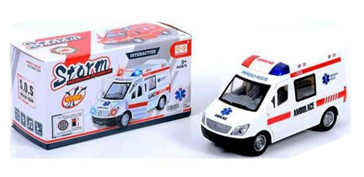 toko mainan online STORM RESCUE - 89-1188B