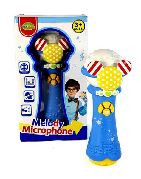 toko mainan online MELODY MICROPHONE - MTK001B