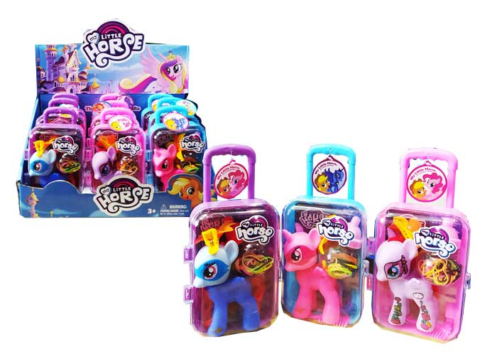 toko mainan online LITTLE PONY TROLLEY MINI - SM900