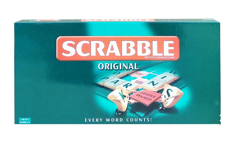 toko mainan online SCRABBLE ORIGINAL - 6670E-72