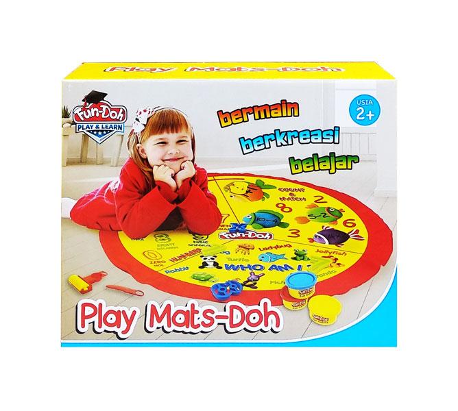 toko mainan online PLAY MATS-DOH - 28142