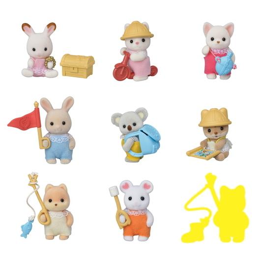 toko mainan online SYLVANIAN BABY OUTDOOR - 5399