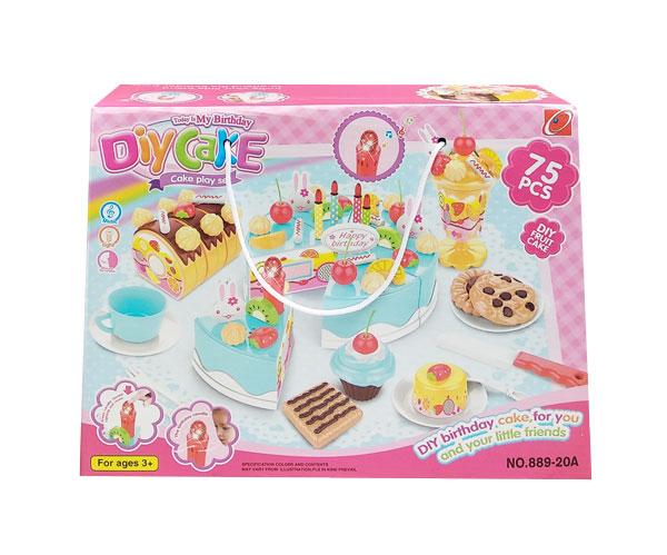 toko mainan online DIY CAKE BESAR - 889-20A