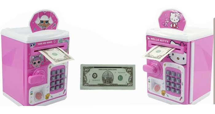 toko mainan online MONEY SAFE LOL / KITTY