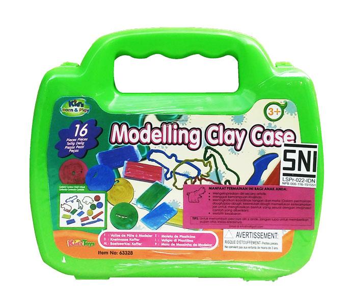 toko mainan online MODELLING CLAY CASE - 63328
