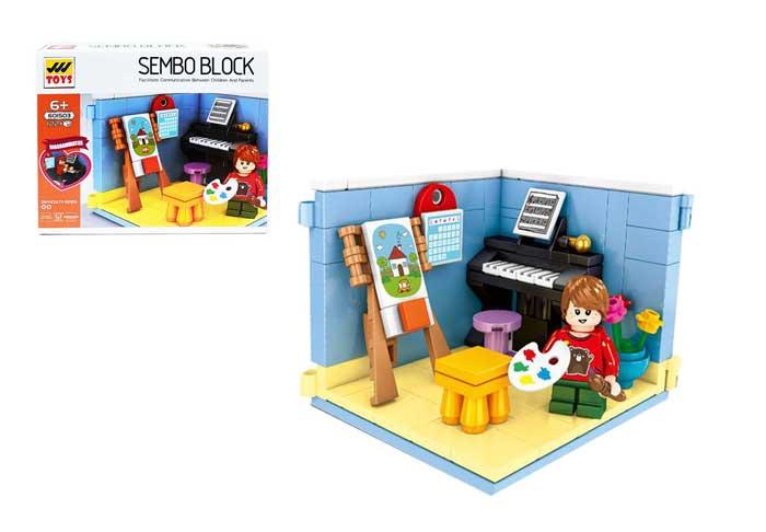 toko mainan online SEMBO RUANG MUSIK - SD601503