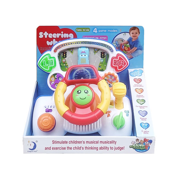 toko mainan online STEERING WHEEL - 2209-16