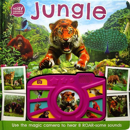 toko mainan online Jungle Adventure - Noisy Camera