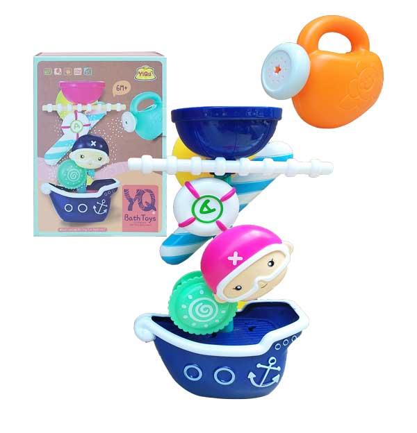 toko mainan online BABY BATH TOYS PIRATES - YQ8212-1