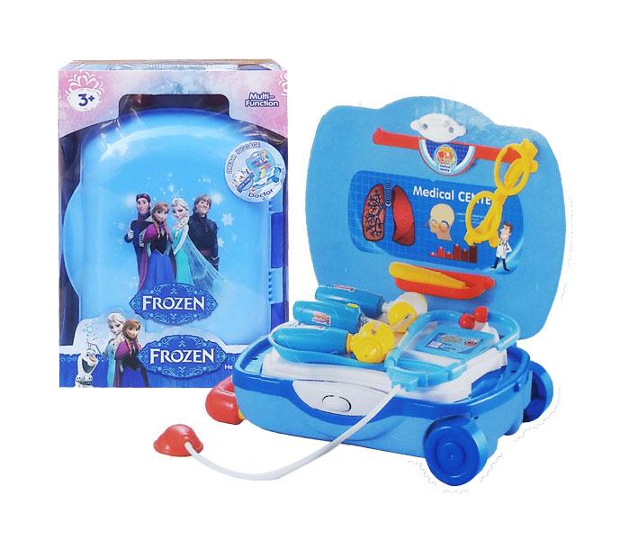 toko mainan online DREAM LUGGAGE DOCTOR FROZEN-DN866FZ-2