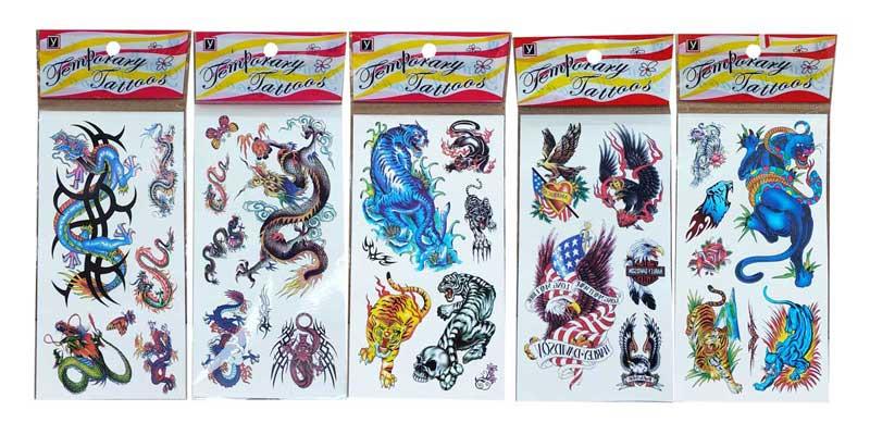 toko mainan online TATTO TANGAN - LC336