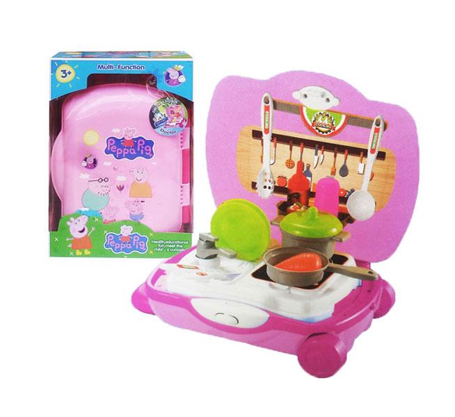 toko mainan online DREAM LUGGAGE COOKING PEPPA PIG-DN866PP