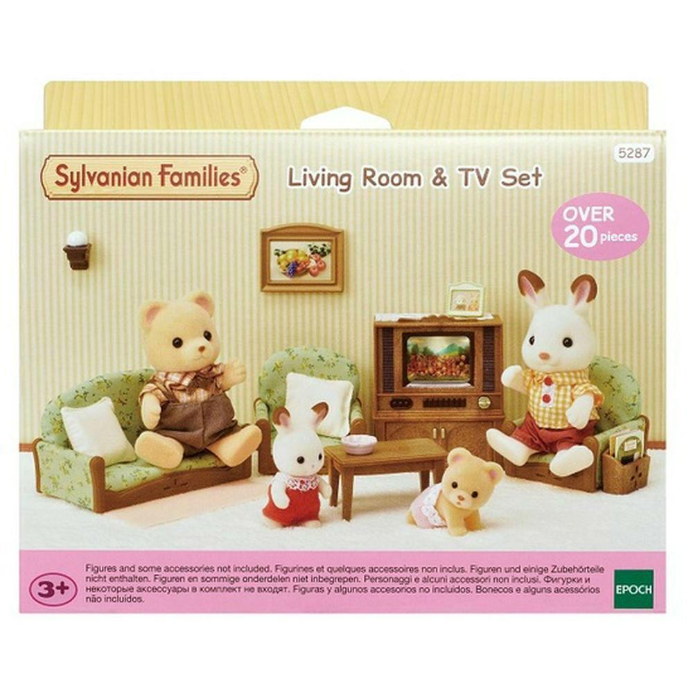 toko mainan online LIVING ROOM & TV SET - 5287