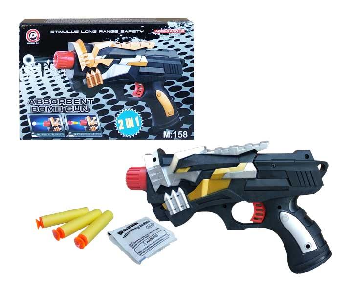 toko mainan online ABSORBENT BOMB GUN - M158