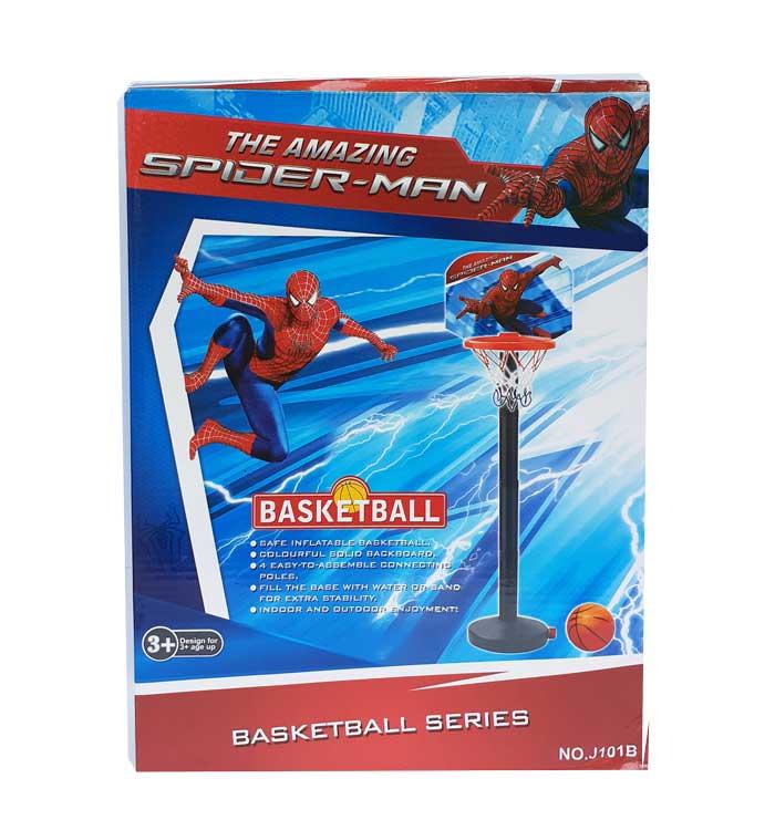 toko mainan online BASKET SPIDERMAN - J101B/04161