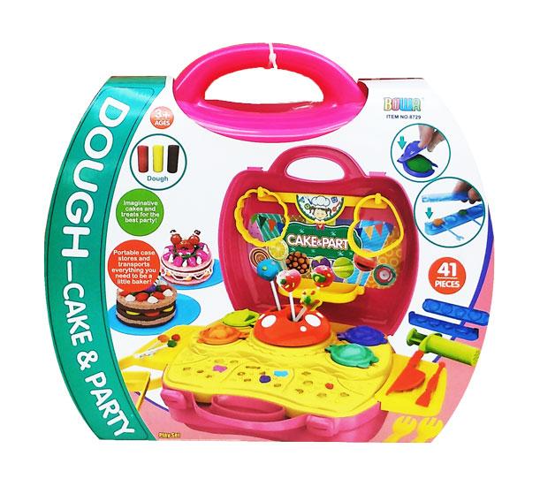 toko mainan online DOUGH CAKE PARTY - 8729