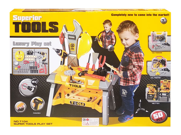 toko mainan online SUPERIOR TOOLS - T104