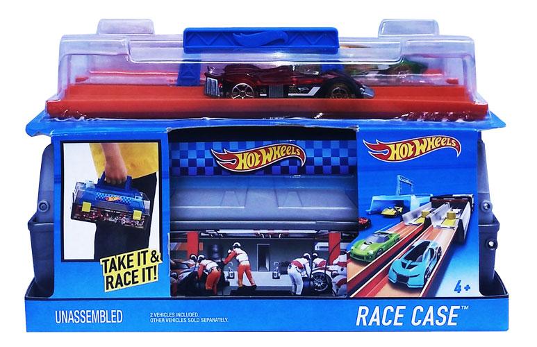 toko mainan online HOT WHEELS RACE CASE CFC81 - 05497