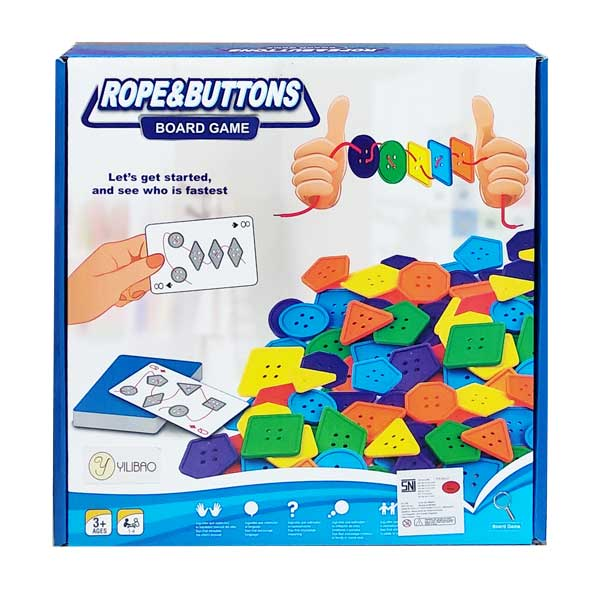 toko mainan online ROPE & BUTTONS - 5095