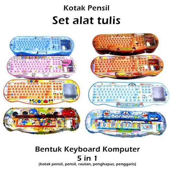 toko mainan online TEMPAT PENSIL - XD-9567F