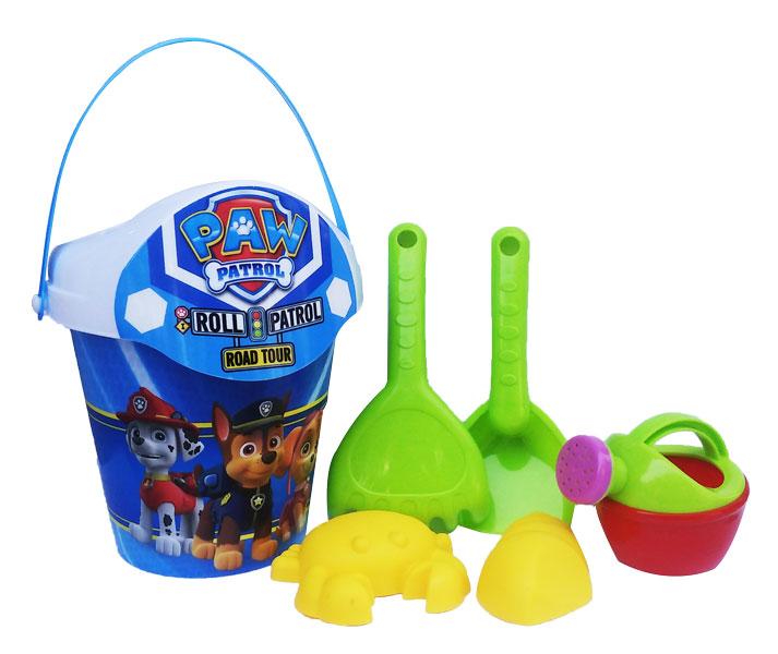 toko mainan online PAW PATROL BEACH TOYS - 02839