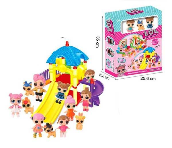 toko mainan online AMUSEMENT PARK LOL (PROSOTAN) - 553-312