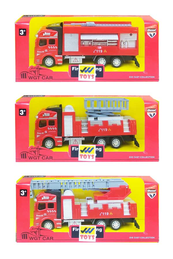 toko mainan online FIRE FIGHTING VEHICLE - 2211-10