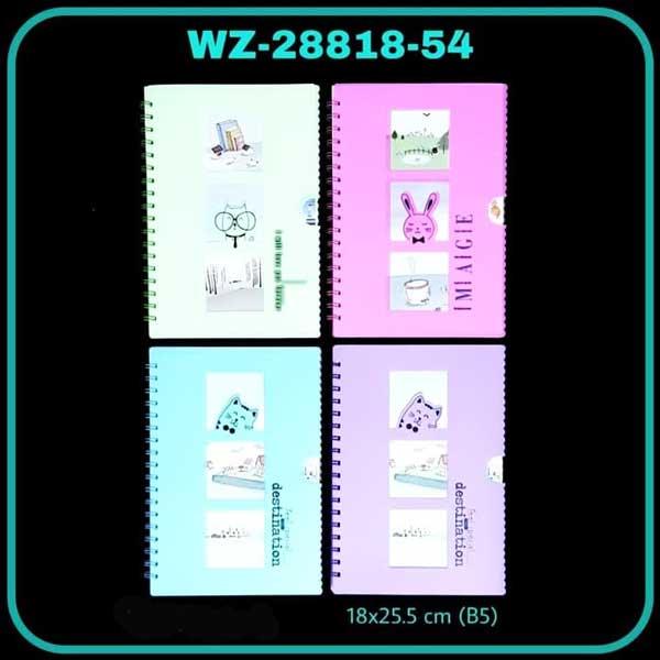 toko mainan online BUKU RING B5 28818