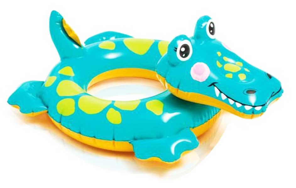 toko mainan online INTEX BIG ANIMAL RING BUAYA