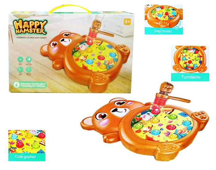 toko mainan online HAPPY HAMSTER - HY660