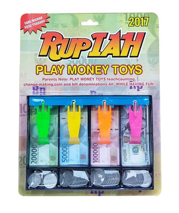 toko mainan online RUPIAH PLAY MONEY - GF1008