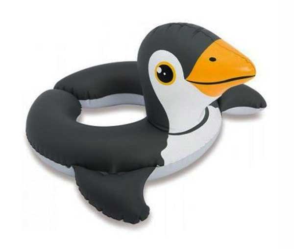 toko mainan online ANIMAL SPLIT RING PENGUIN - 59220P