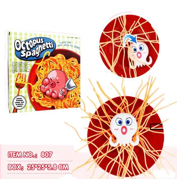 toko mainan online OCTOPUS SPAGHETTI - 807