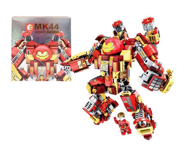 toko mainan online SEMBO BLOCK MK44 616PCS - 60030