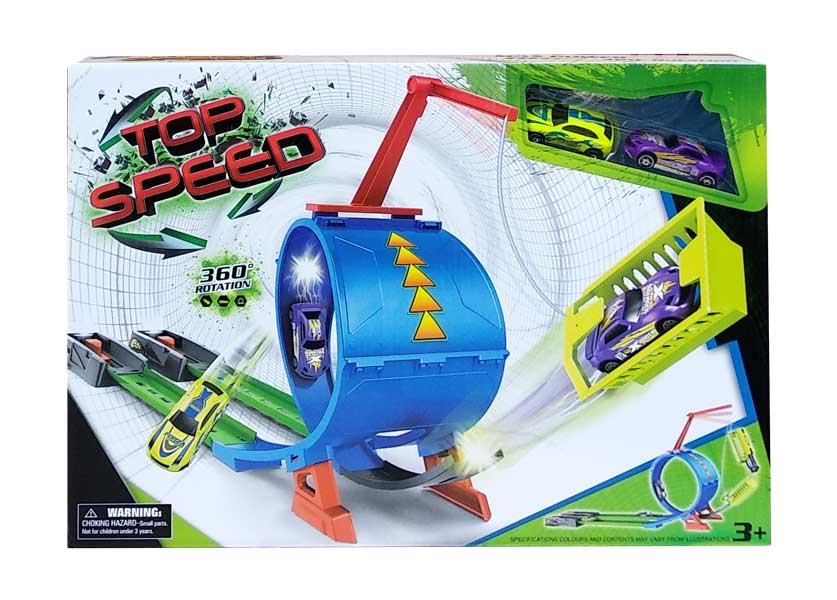 toko mainan online TOP SPEED - 8034