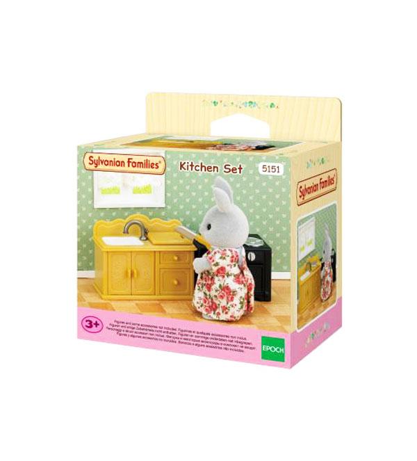 toko mainan online EBS KITCHEN SET - 5151