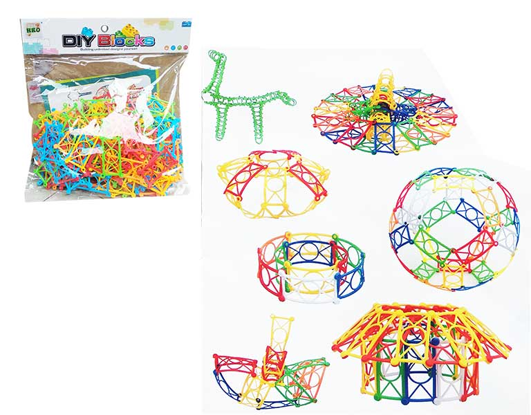 toko mainan online DIY BLOCK PAGAR - HC-035