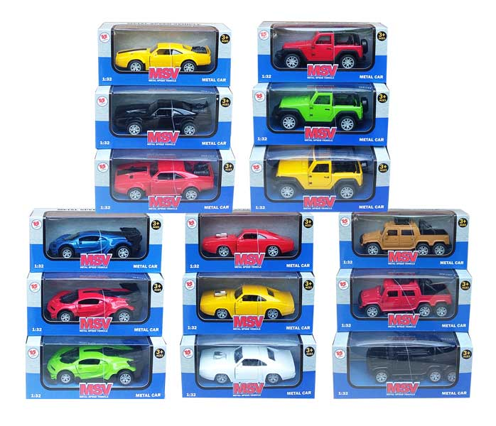 toko mainan online 1:32 PULL BACK DIE CAST - CPS1083-1121