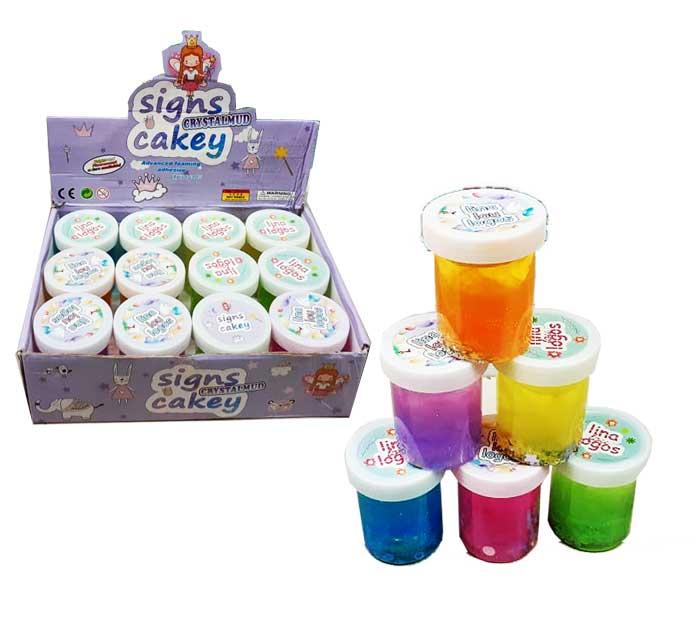 toko mainan online SLIME GLITTER - SL25