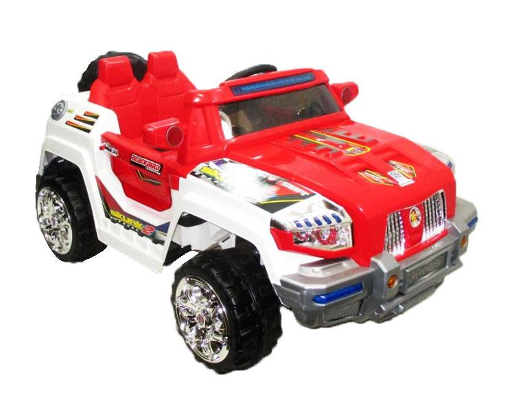 toko mainan online MOBIL AKI 2 SEATER M-6168 + RC