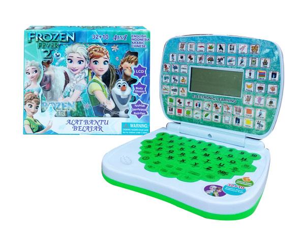 toko mainan online ALAT BANTU BELAJAR 4BHS LCD FROZEN - 789-L1