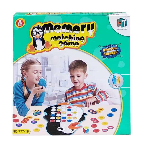 toko mainan online MEMORY MATCHING GAME - 777-18