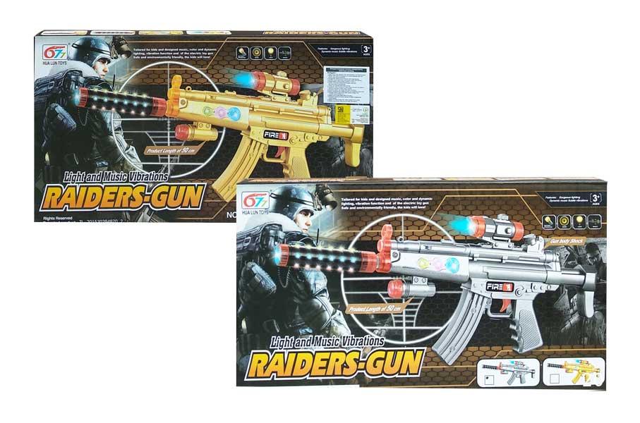 toko mainan online RAIDERS GUN - D-101