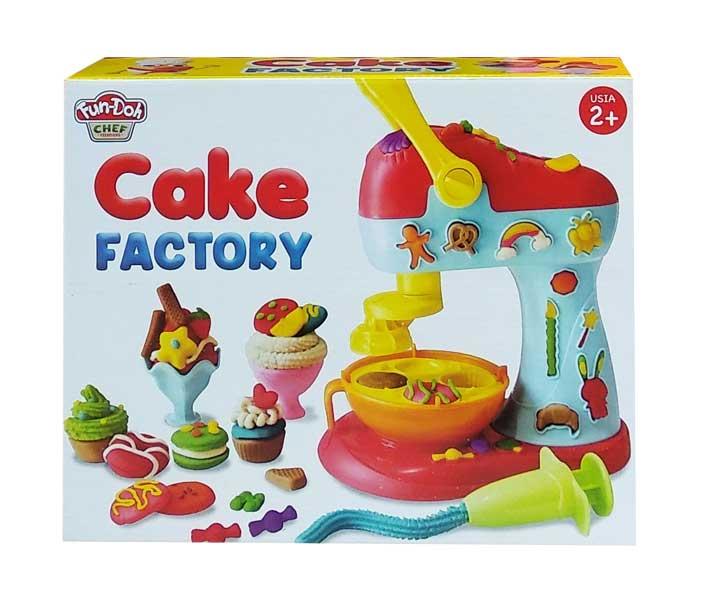 toko mainan online FUNDOH CAKE FACTORY - 28149