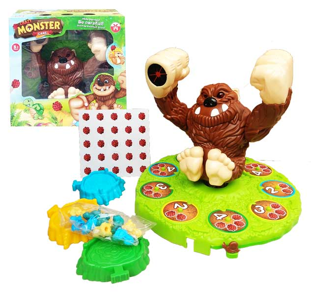 toko mainan online CRAZY MONSTER GAME - YH1808