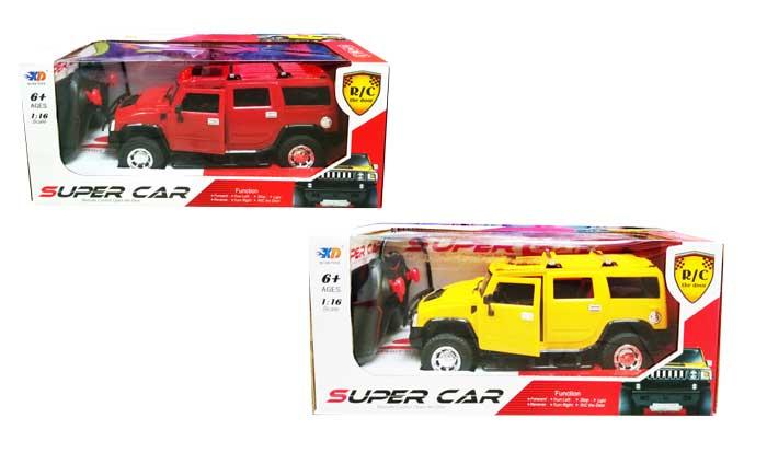 toko mainan online RC HAMMER - 3688-K25A