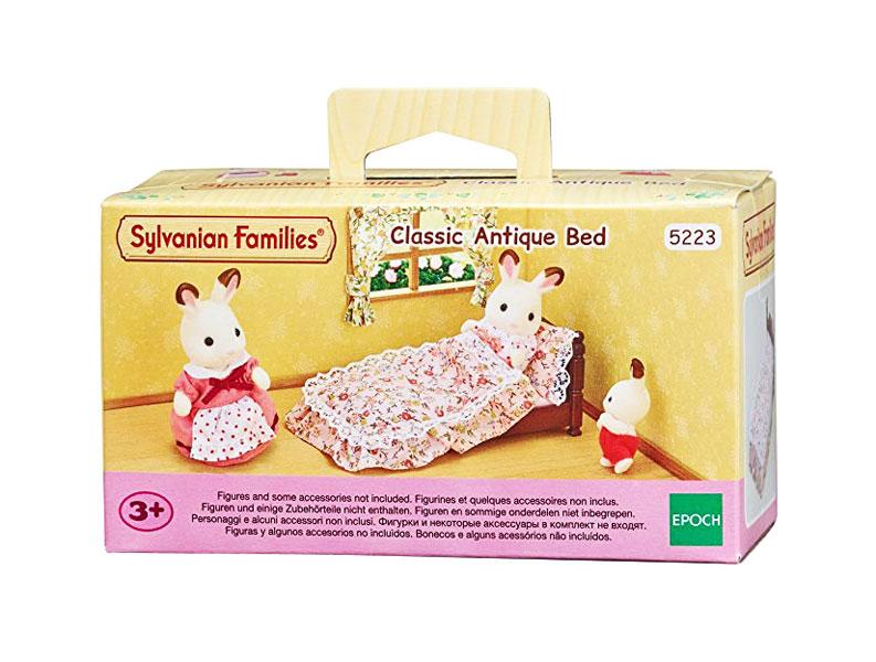 toko mainan online CLASSIC ANTIQUE BED - 5223