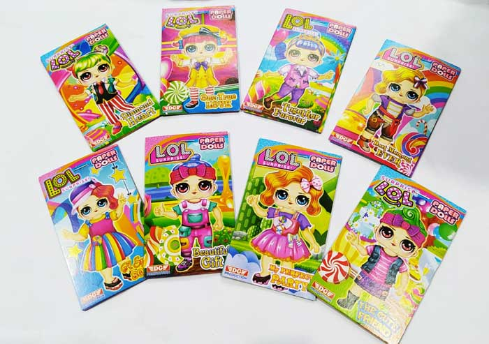 toko mainan online PASANG BAJU - LC415